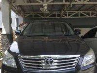 2012 Toyota Innova V Dijual