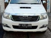 2014 Toyota Hilux G Dijual
