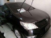 2014 Toyota Kijang Innova J dijual