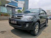 2007 Toyota Fortuner 2.7 V dijual