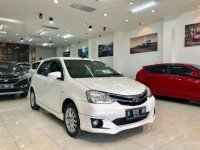 2015 Toyota Etios G dijual