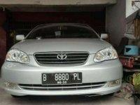 2005 Toyota Altis G Dijual