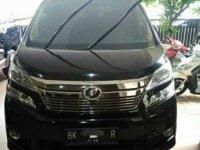 2012 Toyota Vellfire ZG Dijual