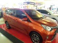 Toyota Calya 1.2 Manual 2018 MPV dijual
