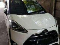 2017 Toyota Sienta Q Dijual