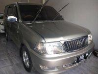 Toyota Kijang LGX 2004 MPV dijual