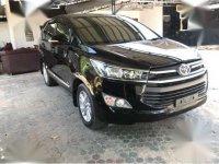 2016 Toyota Innova G 2.0 Dijual