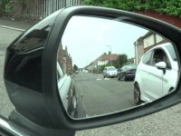 Hati-hati Area Blind Spot! Ketahui Tips Mengatur Kaca Spion Mobil Untuk Meminimalkannya