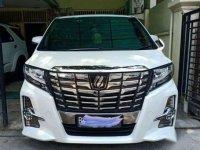 2016 Toyota Alphard dijual