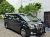 2015 Toyota Alphard SC Leather Heater dijual