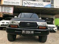 1998 Toyota Land Cruiser 4.2 VX dijual
