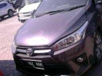 Toyota Yaris G Hatchback Tahun 2015 Dijual