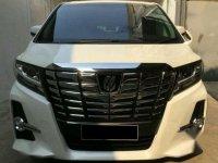 2015 Toyota Alphard 2.5 S CBU dijual