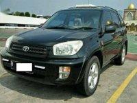 2002 Toyota RAV4 LWB Dijual