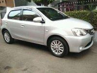 2014 Toyota Etios Valco E dijual