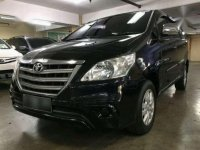 2014 Toyota Kijang Innova E 2.0 Dijual