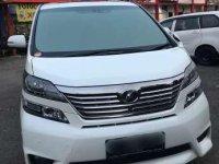 2010 Toyota Vellfire Z dijual
