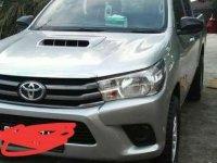 2015 Toyota Hilux E Dijual