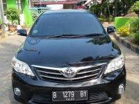 Toyota Corolla Altis E 2011 Dijual