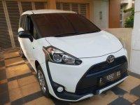 Toyota Sienta E 2017 Dijual
