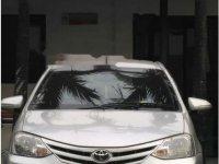 Toyota Etios Valco E 2013 Hatchback Dijual