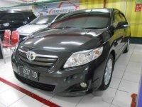 Toyota Corolla Altis J 2008 Dijual
