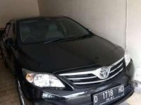 2012 Toyota Altis G Dijual