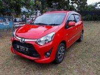 2017 Toyota Agya G dijual