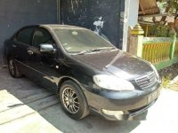 Toyota Corolla Altis 1.8 Manual 2003 Dijual