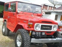 Toyota Land Cruiser 4.0 Manual 1984 Dijual