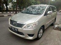 Toyota Kijang Innova E 2012 Dijual