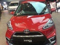 Toyota Sienta 2018 Dijual