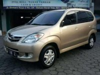 2007 Toyota Avanza E 1.3 VVTi  MT Dijual