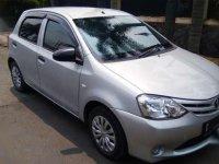 2012 Toyota Etios J Dijual