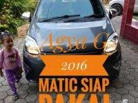Toyota Agya G Hattchback Tahun 2014 Dijual