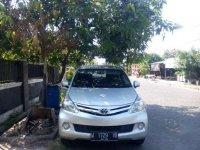 2014 Toyota Avanza type Luxury Veloz dijual