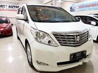 Toyota Alphard X 2011 MPV dijual