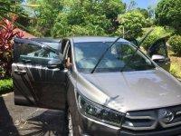 2016 Toyota Kijang Innova Reborn G dijual