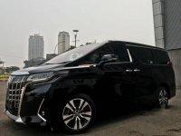 Toyota Alphard X 2018 Wagon dijual