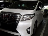 Toyota Alphard All New 2.5 G A/T 2018 Dijual
