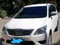 2013 Toyota Kijang Innova G Dijual