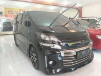 Toyota Vellfire G Limited AT Tahun 2013 Dijual