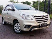 Toyota Kijang Innova E 2013 MPV dijual