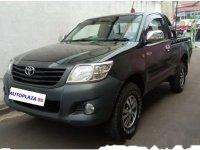 Toyota Hilux S 2013 dijual