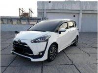 Toyota Sienta Q 2017 MPV dijual