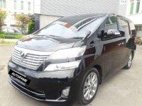 Toyota Vellfire V 2012 Wagon dijual