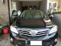 2011 Toyota Corolla Altis G dijual