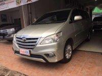 2013 Toyota Kijang Innova 2.0 V Dijual