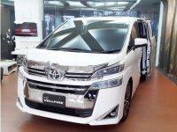 Toyota Vellfire G 2018 Wagon Dijual