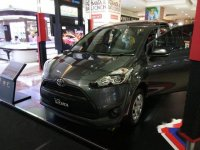 Toyota Sienta E 2018 MPV dijual